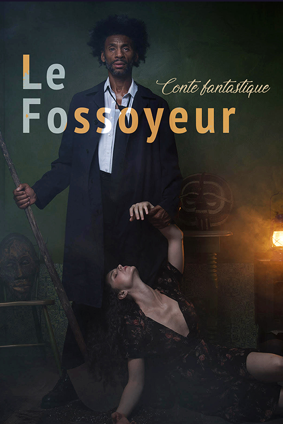 Le Fossoyeur - conte fantastique (Martinique)