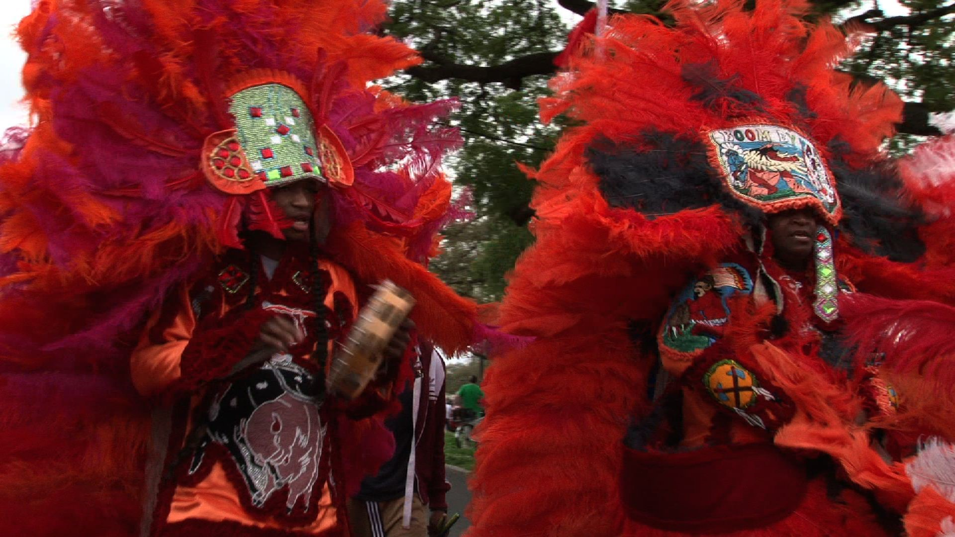 Black Indians : projection et discussion