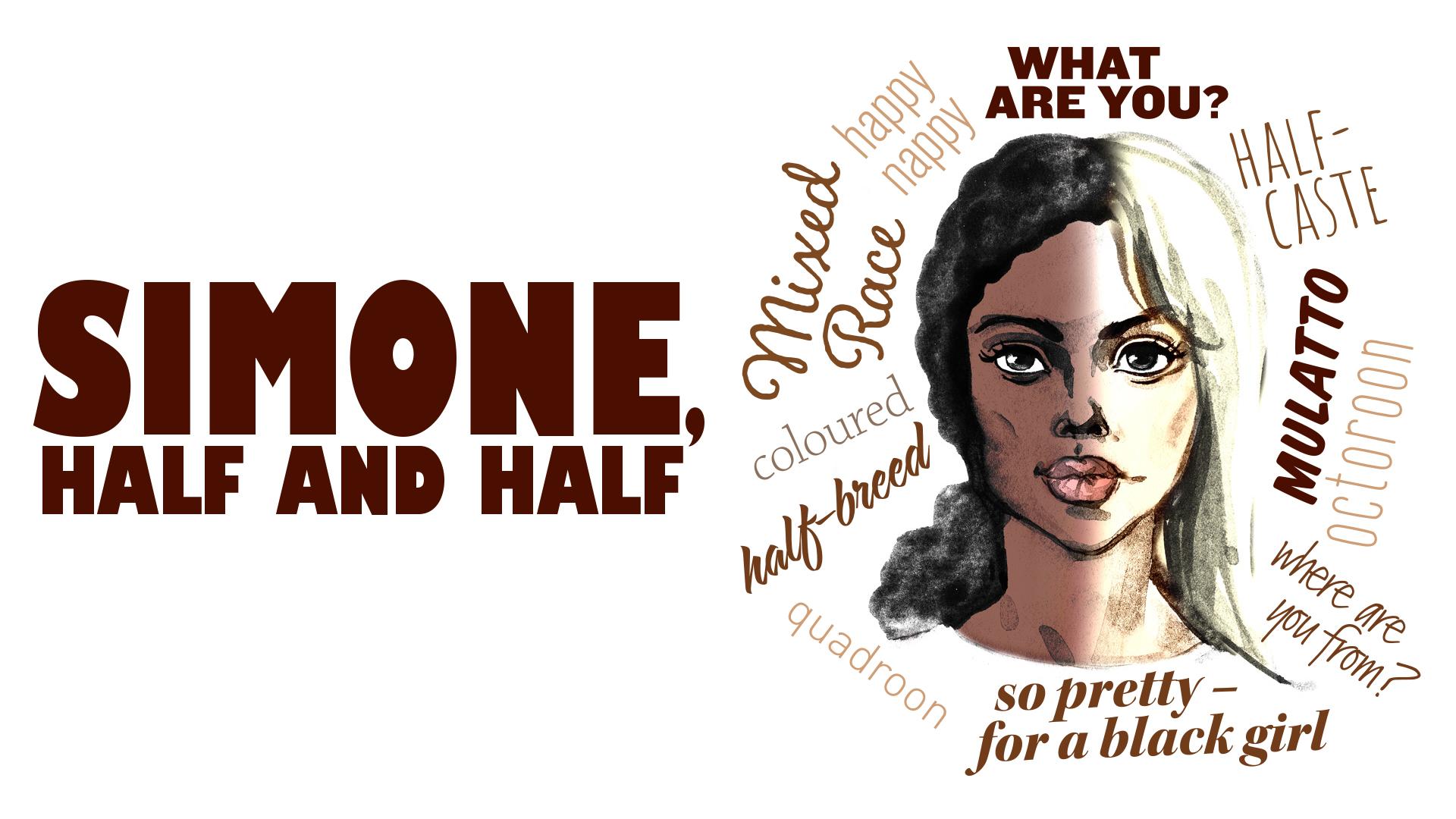 Simone half and half - feb 22 @ BCRC