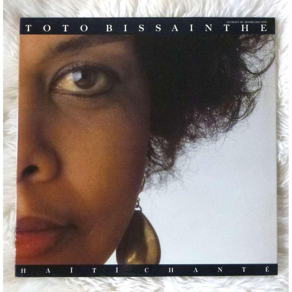 Hommage à Toto Bissainthe