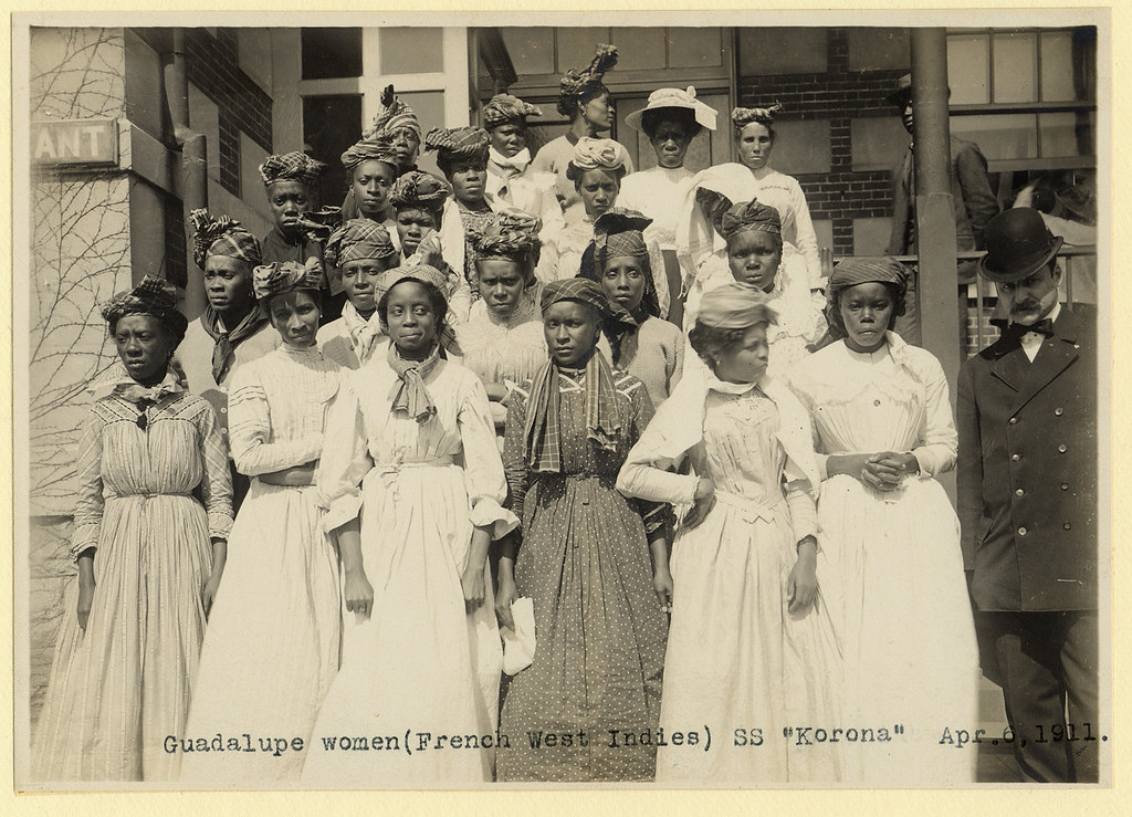 Arrivée des domestiques  des Antilles au Québec : 1911-1955