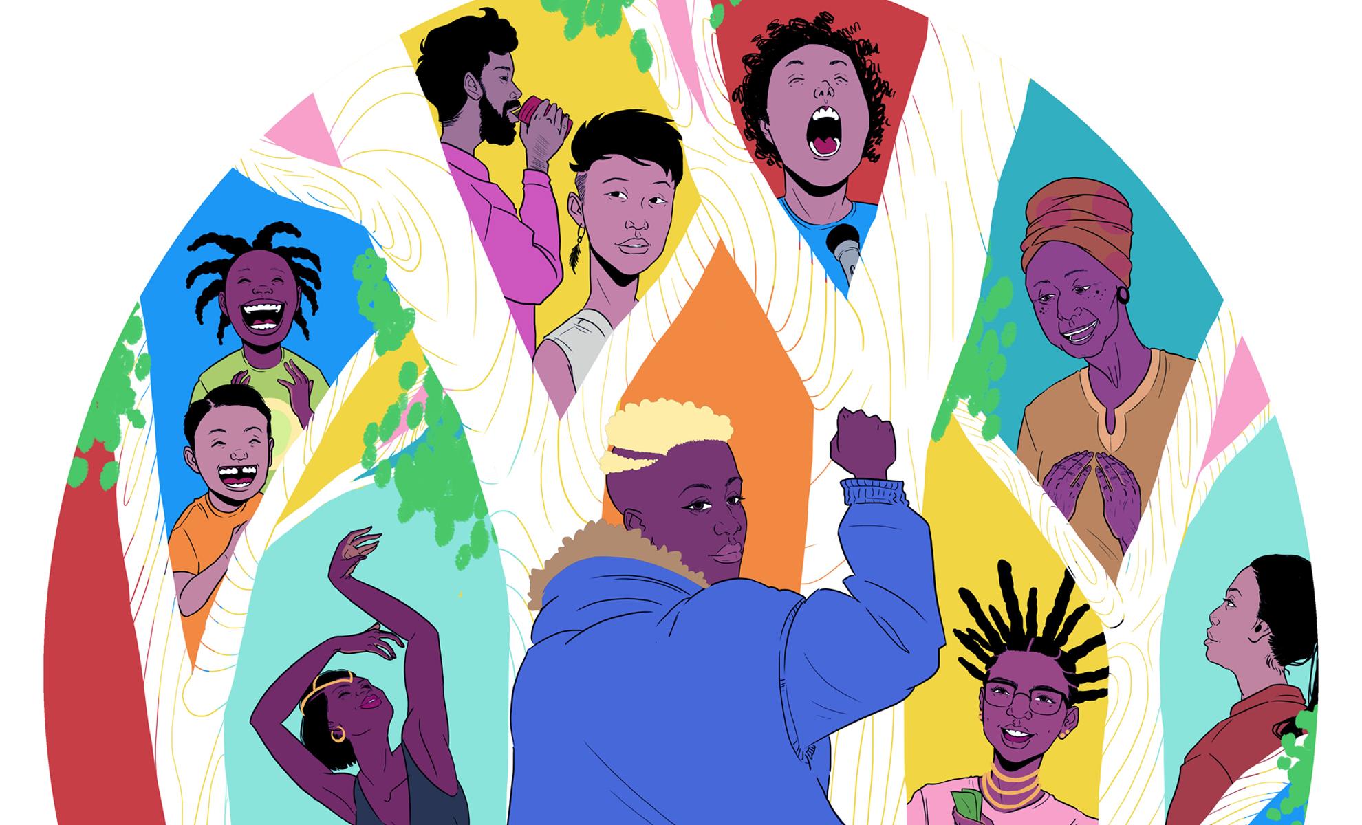 12e Massimadi : Festival des films et des arts LGBT afro