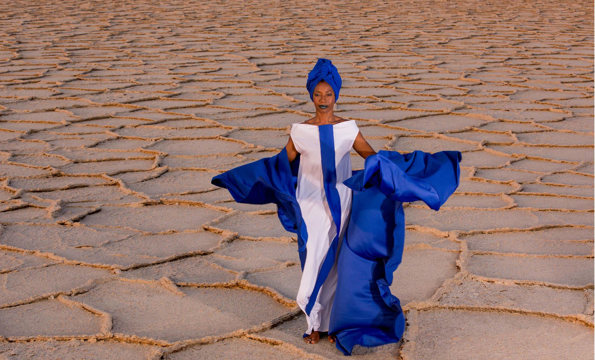 Concert de Fatoumata Diawara - Productions Nuits d'Afrique