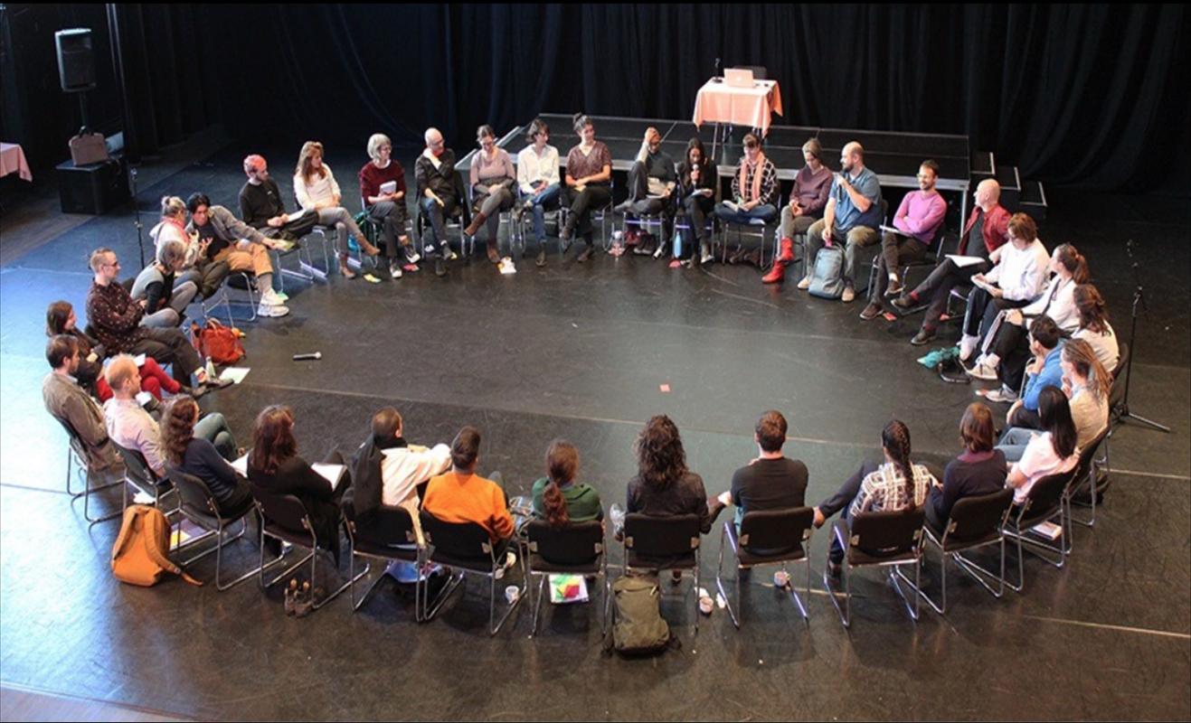 Inclusion et vivre-ensemble - Cercle de parole avec 7Starr
