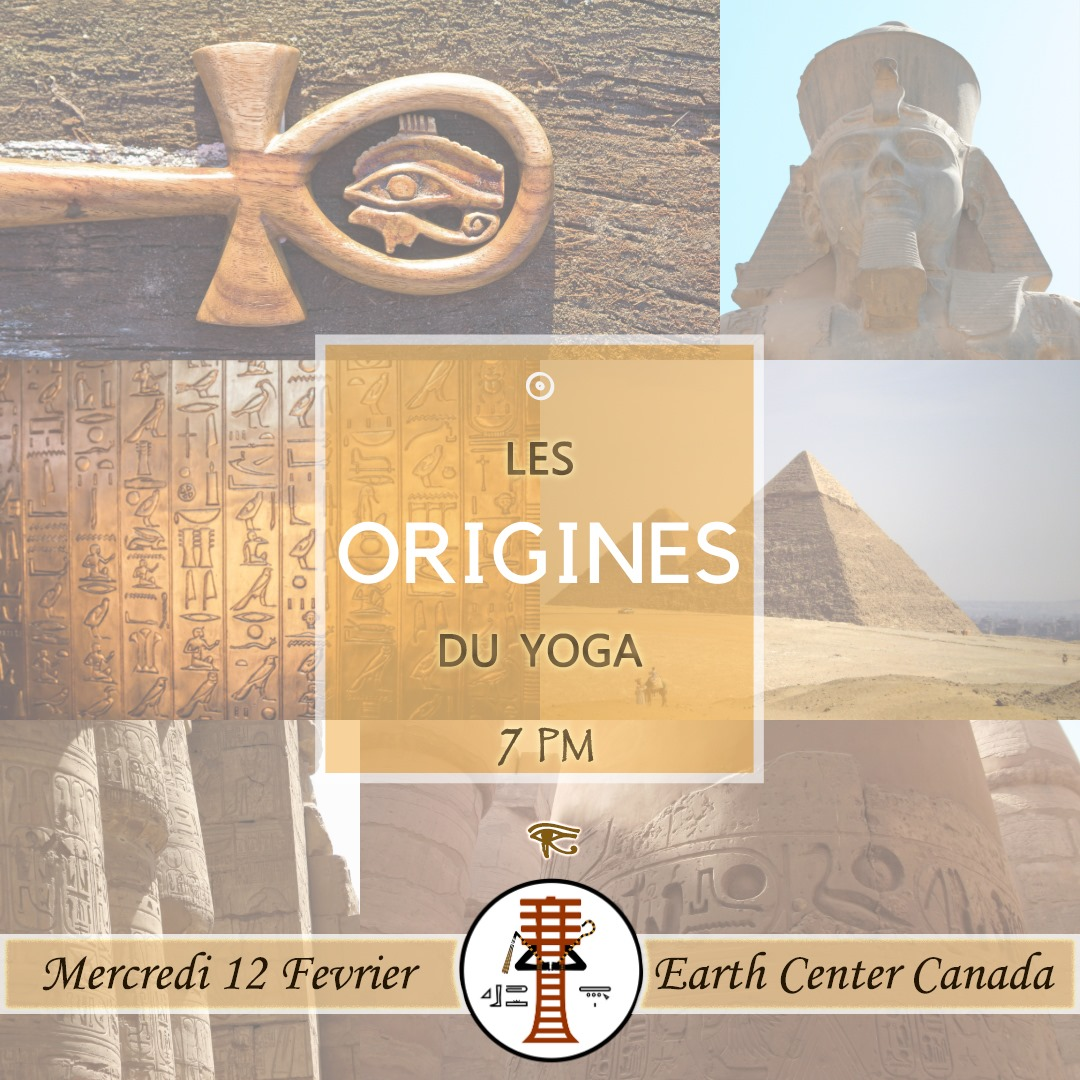 Les ORIGINES du Yoga