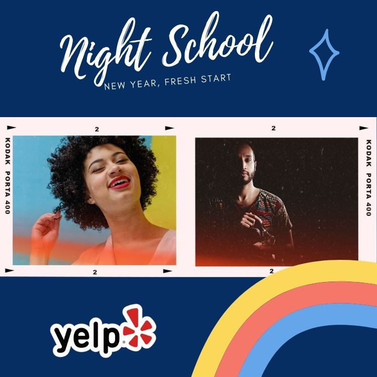 Night School: Make-up and Photography tips to Celebrate Diverse Beauty!