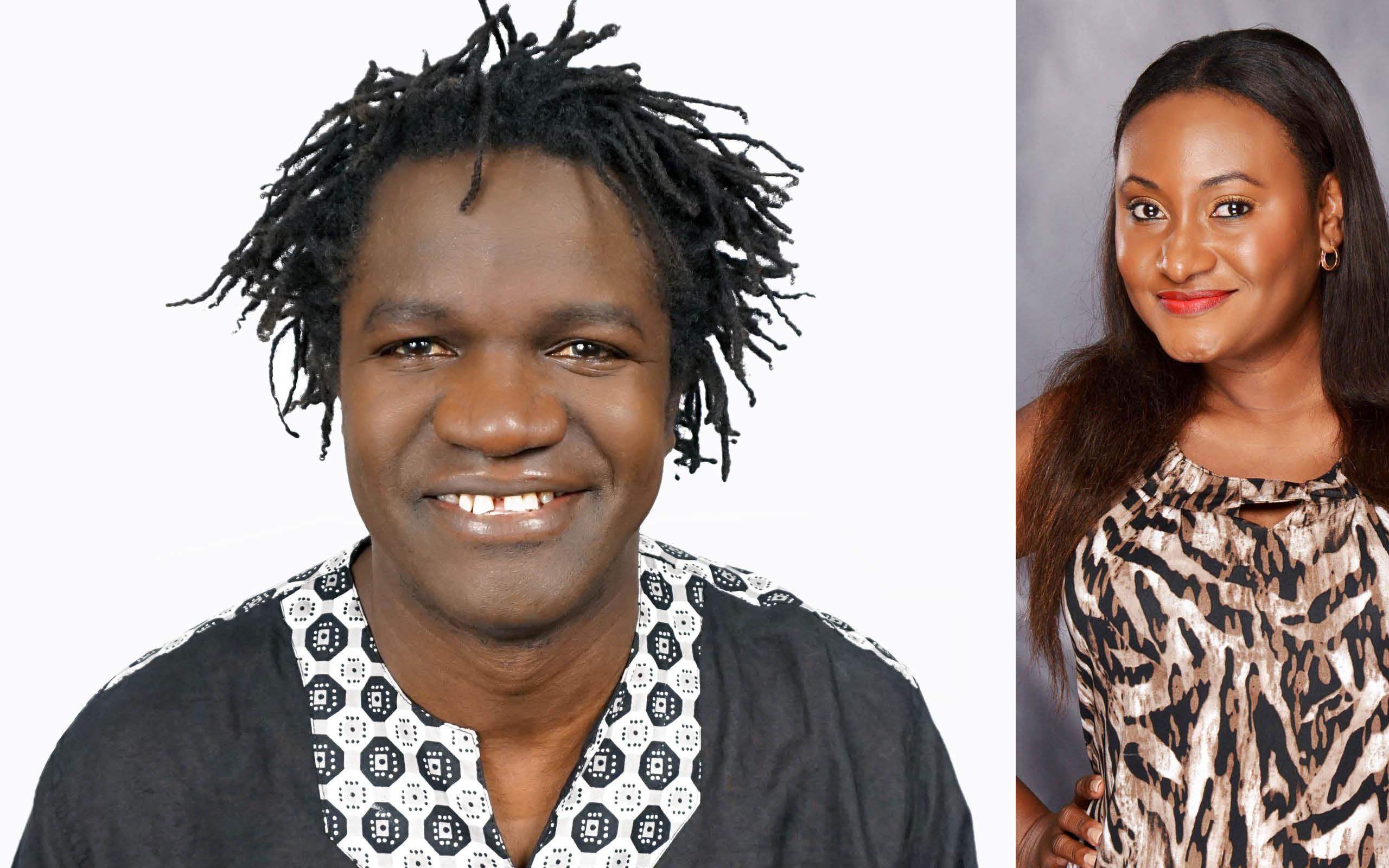 Grande entrevue: Boucar Diouf à coeur ouvert avec Fabienne Colas