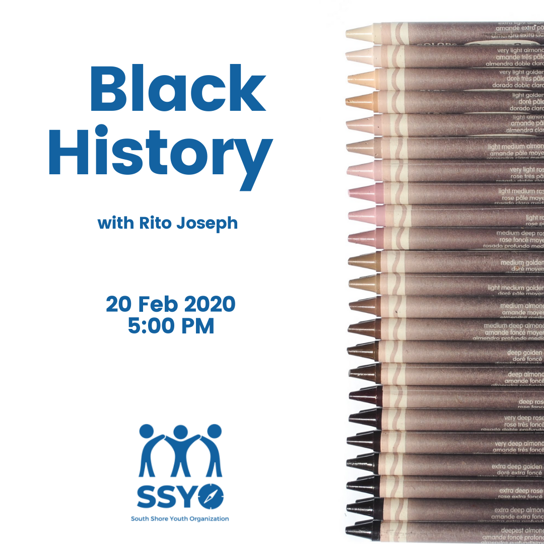 Black History with Rito Joseph