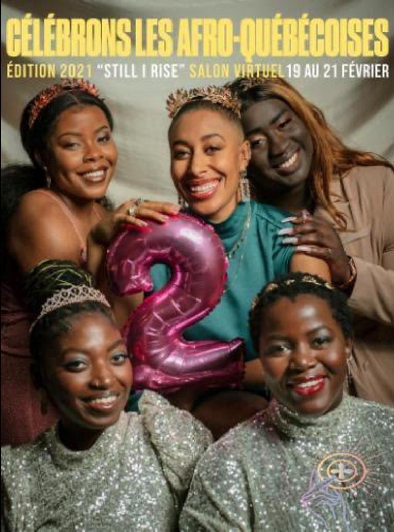 Célébrons les Afro-Québécois.e.s - Salon Virtuel- Still I Rise