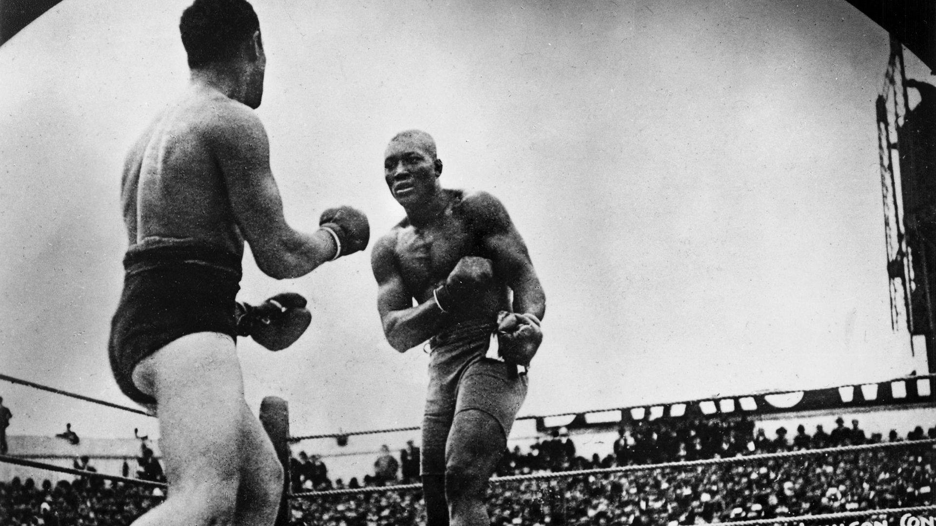 Black History Month: Story of The Galveston Giant