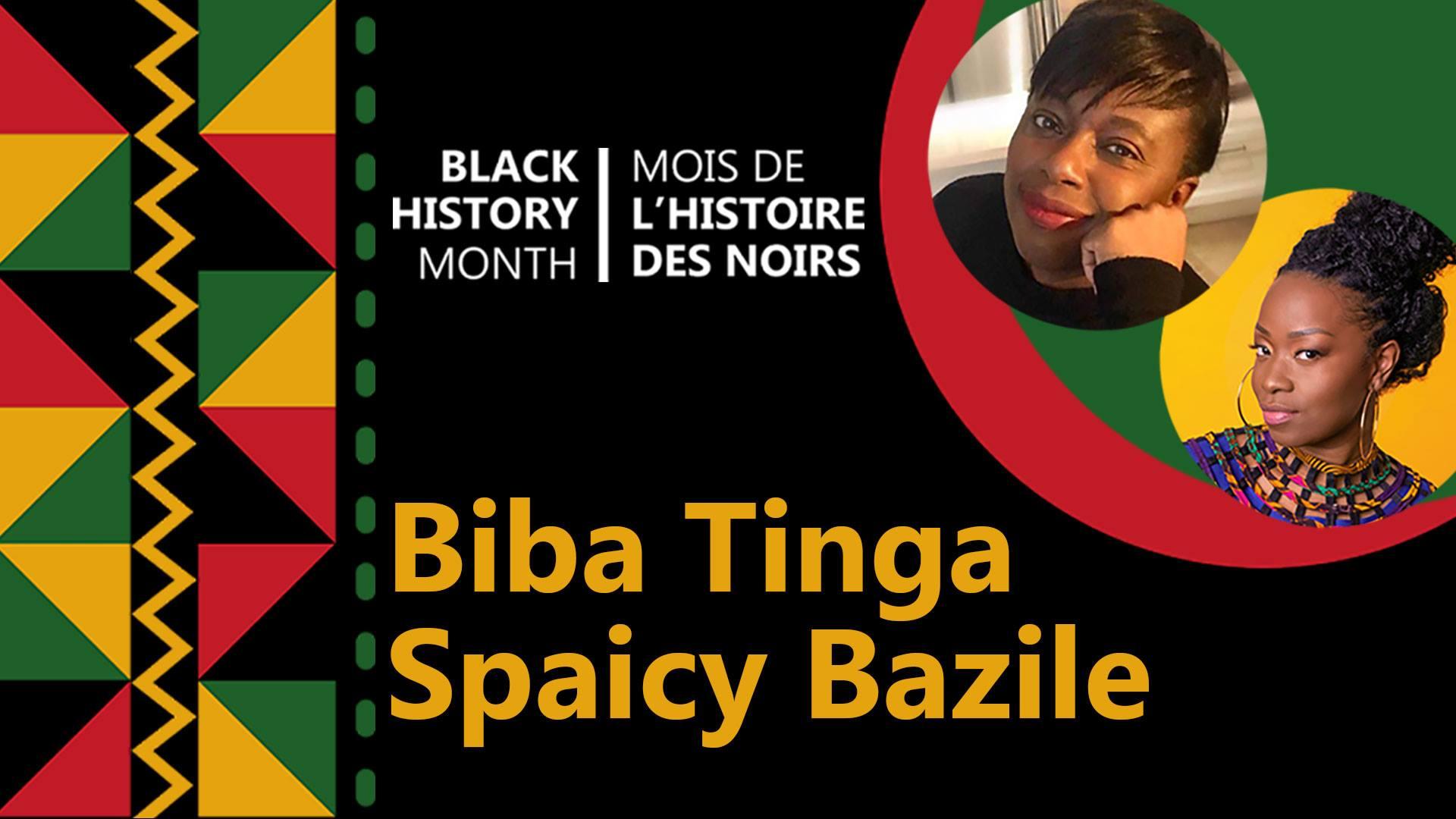 Histoire des Noirs du Canada  pour les enfants ~ L'Assemblée