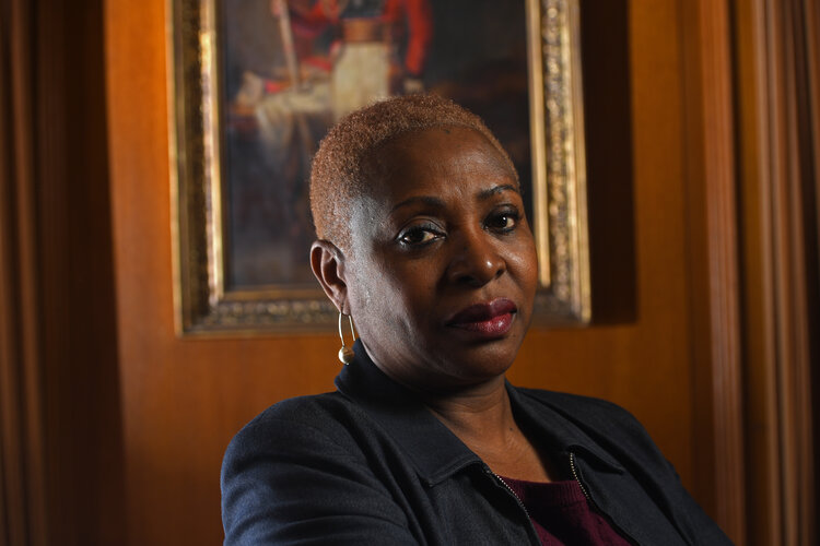 Colonial violence with Dr. Afua Cooper