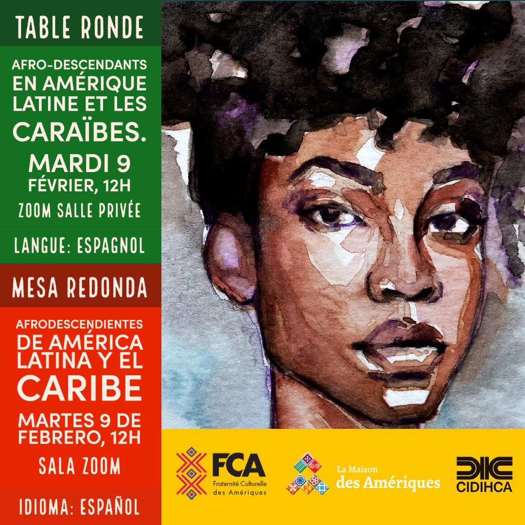 Afro-descendants en Amérique latine et les Caraïbes.