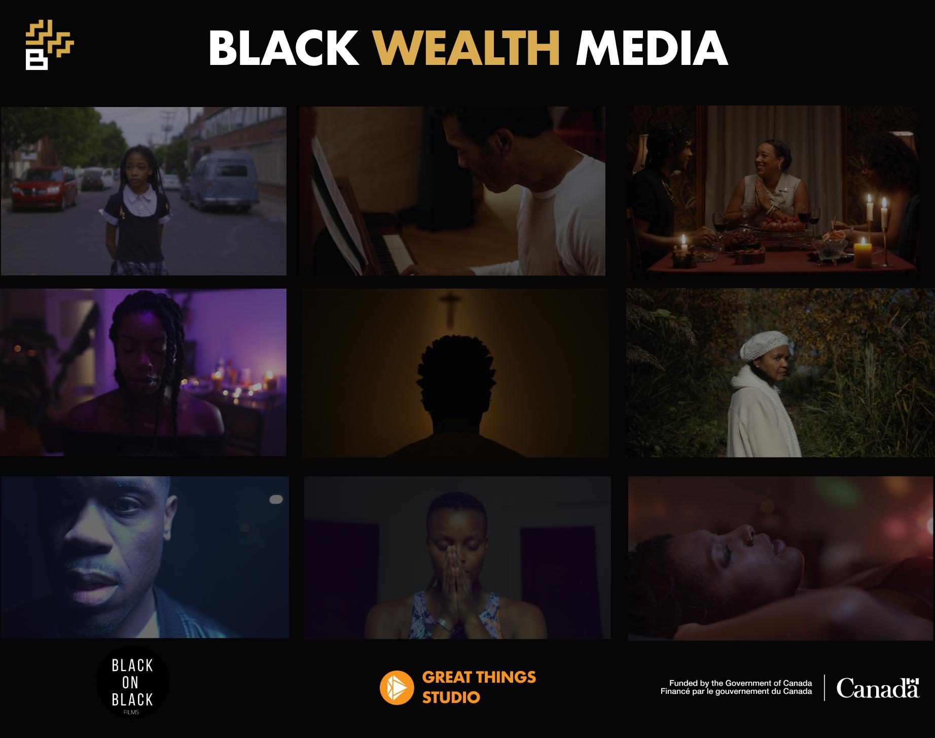 Black Wealth Media Streaming Platform Launch