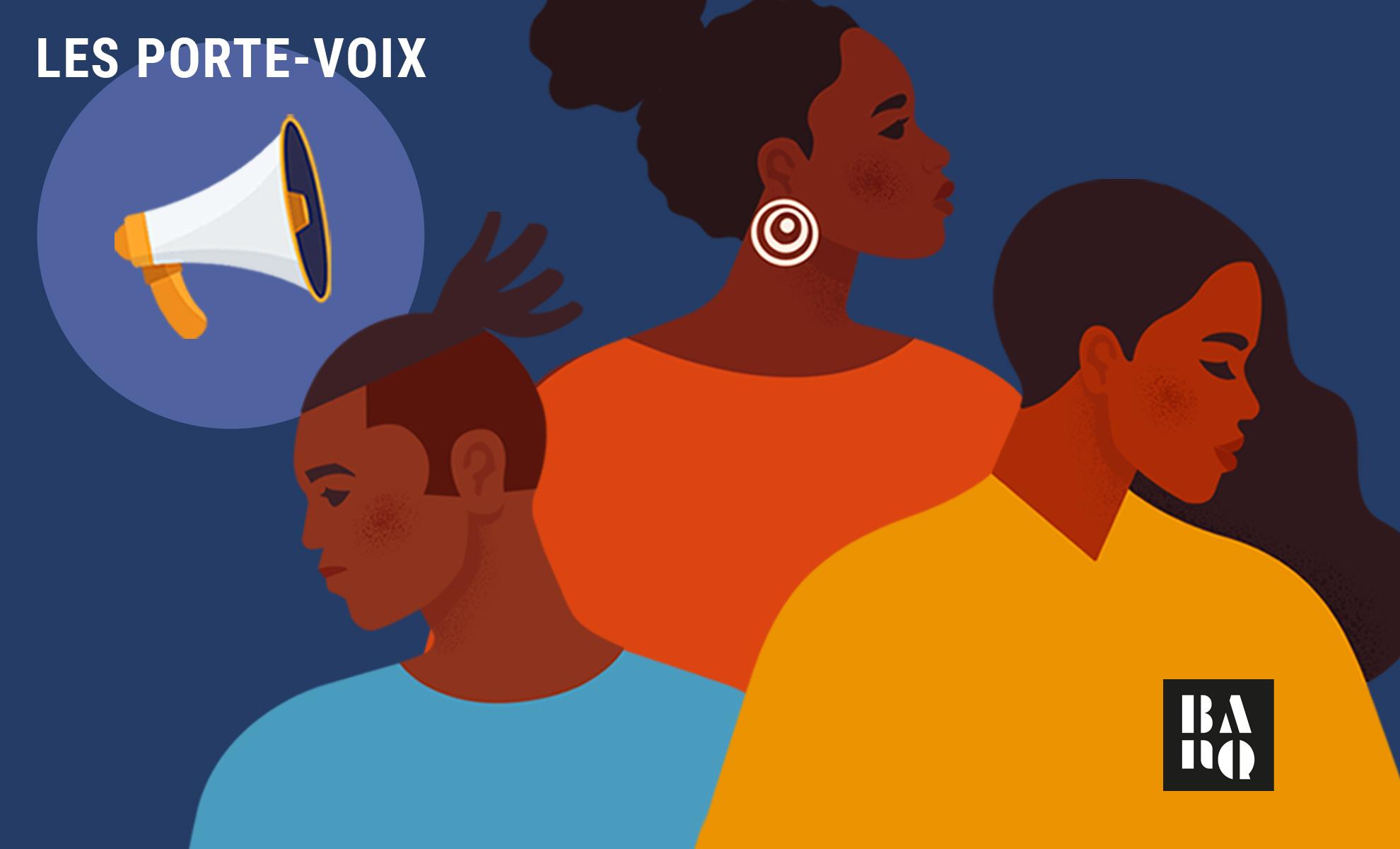 Les porte-voix : raconter les cultures noires