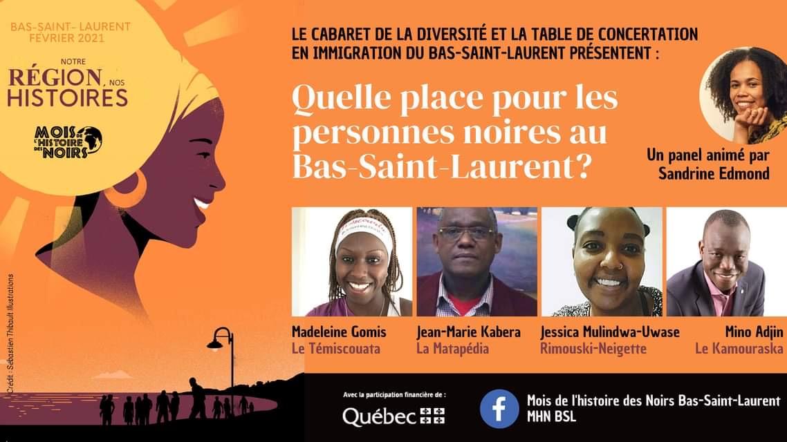Panel «Notre région, nos histoires»