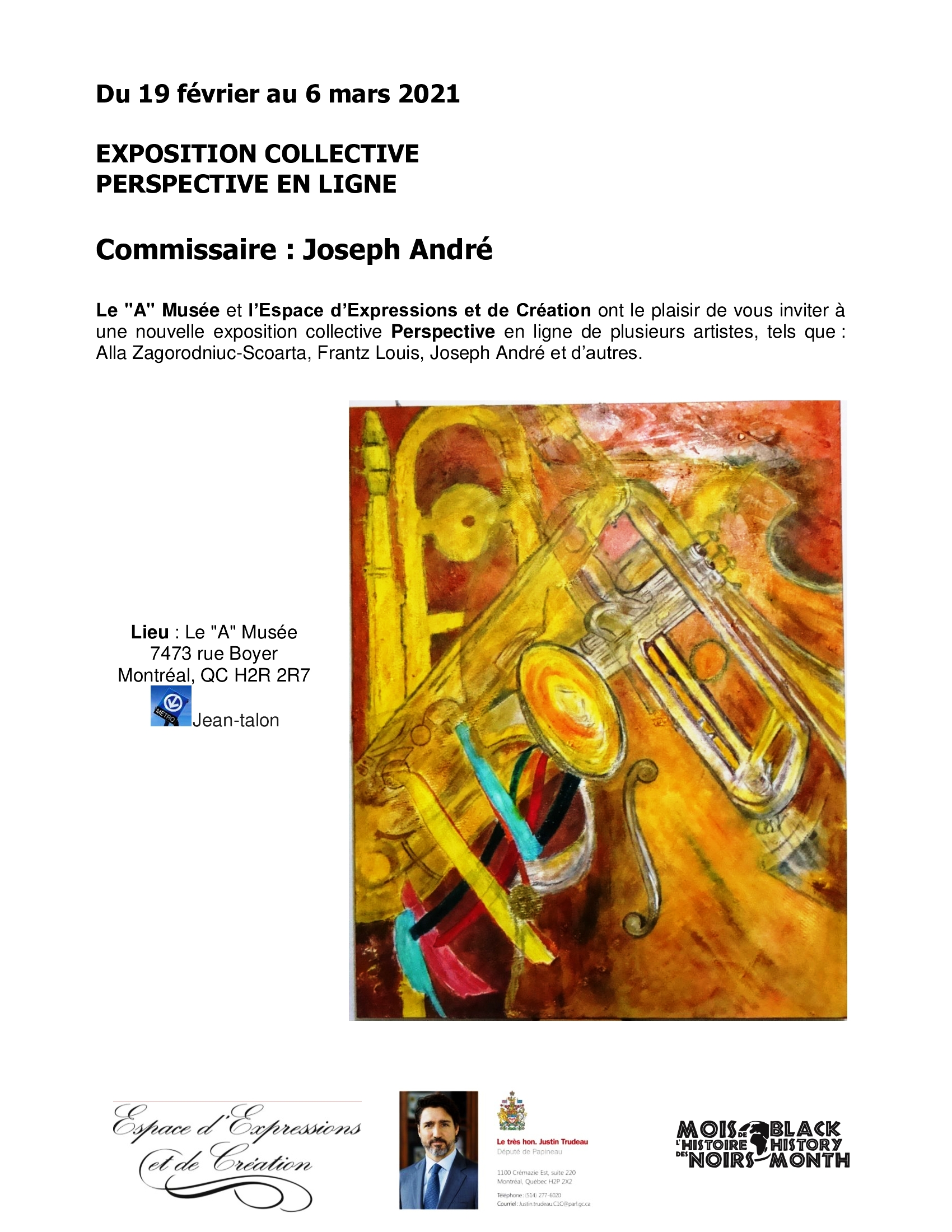 Exposition collective Perspective