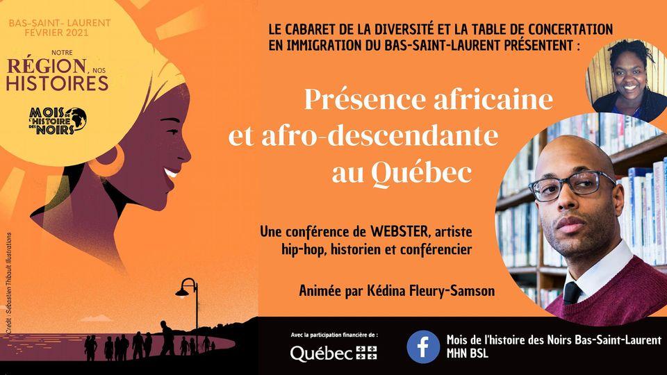 Présence africaine et afro-descendante au Québec