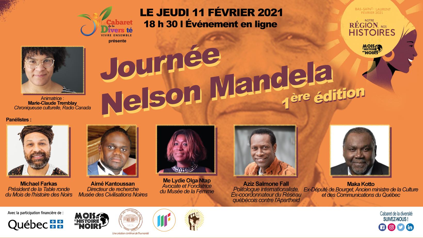 Journée Nelson Mandela - 1ère édition