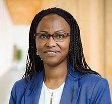 Parcours académique et professionnel d'une professeure d'origine africaine à l'UQAT
