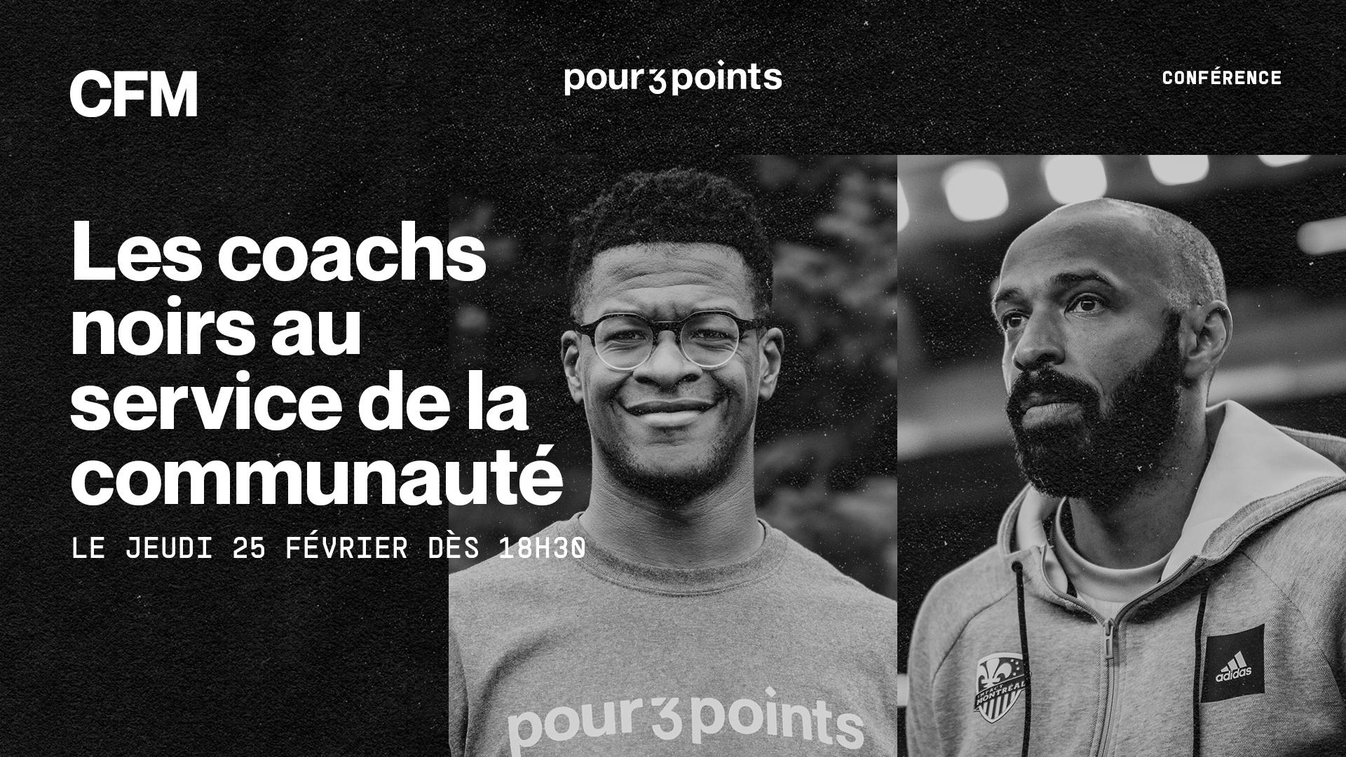 Les coachs noirs au service de la communauté