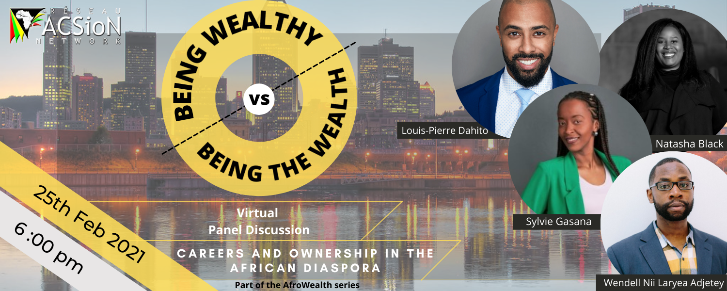 Being wealthy vs. being the wealth: Careers and ownership in the African diaspora